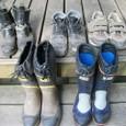 作業靴各種