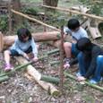 竹の工作会