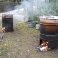 焼き芋釜-4