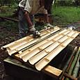 竹の縁台-1