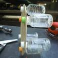 ペットボトル水車3型-3
