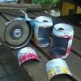 空缶水車-1