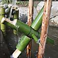 竹の水車-1