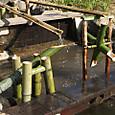 竹の水車-3