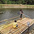 竹の筏-4
