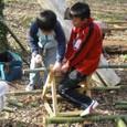 竹切り体験場