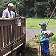 子供水場/水汲み釣べ