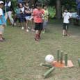 竹ボウリング