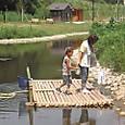 筏と桟橋兼用化