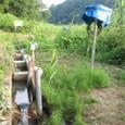 湧水量測定器