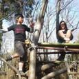 冒険林/見張り台