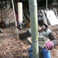 道具/竹割り棍棒