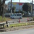 バス停/修景柵