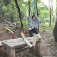 冒険林/ロープウエーで竹ボウリング
