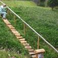 竹の手摺組